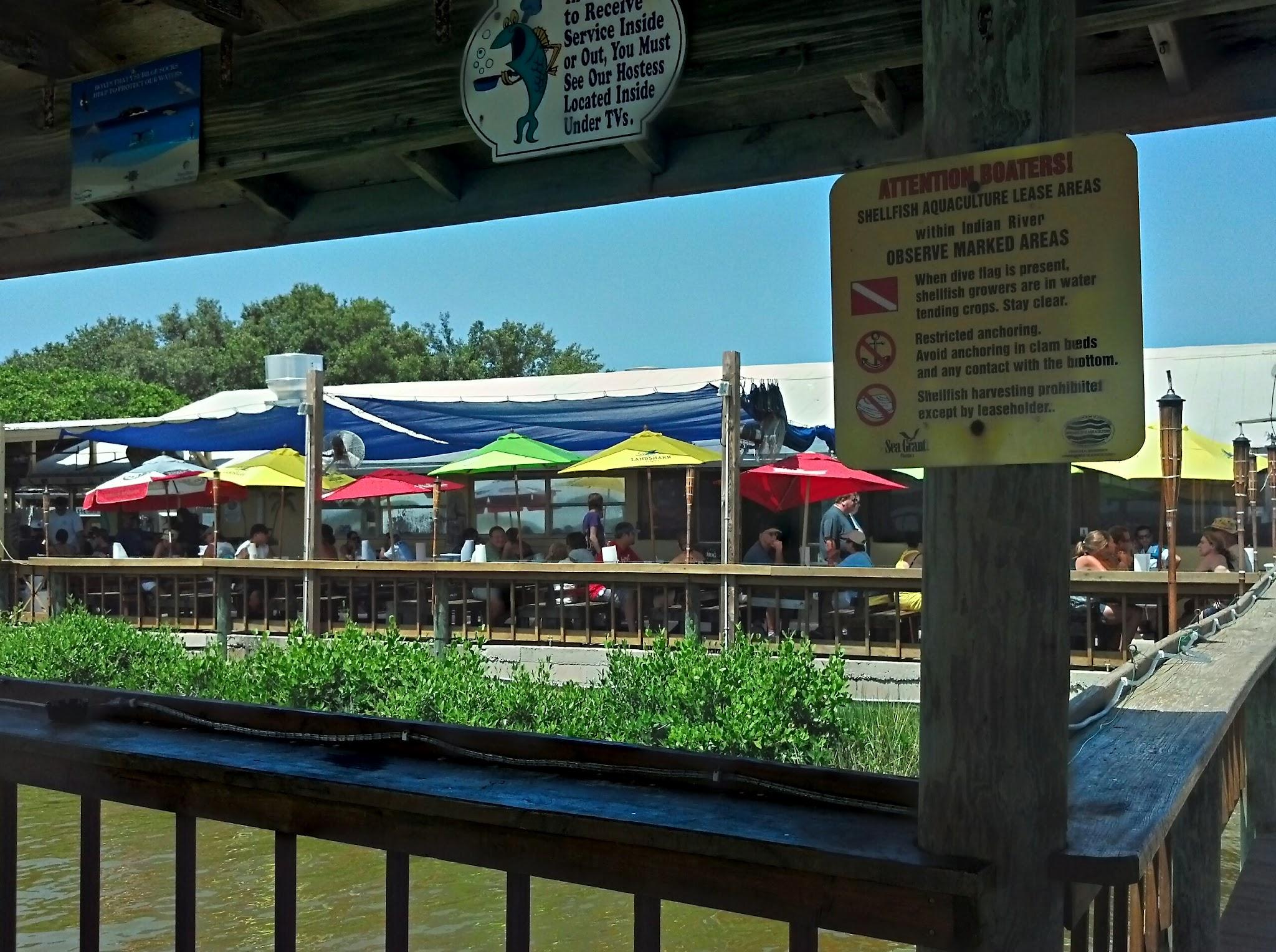 JB's Fishcamp, Restaurant & Kayak Rental - doDaytona boating, fishing